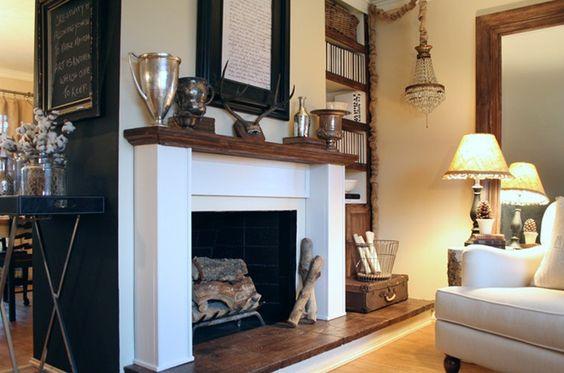 #decor #fireplace