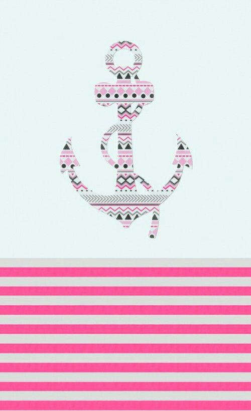 Cute Anchor Wallpaper ...