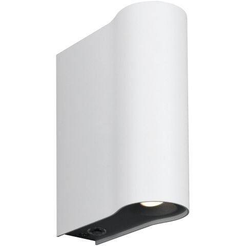 Massive Leah LED Wall Light in White – £68.99