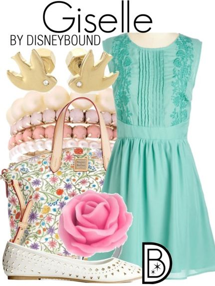 enchanted | Disney Bound