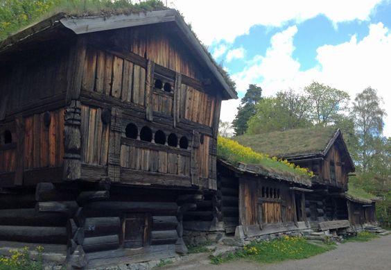 Noruega_Museu do Folclore Noruegues_Viajando bem e barato pela Europa