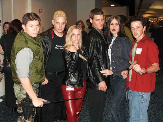 Buffy from Buffy the Vampire Slayer | 18 Fantastic Halloween ...