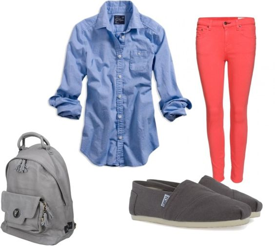 """""""School Clothes"""" by boycrazy74 on Polyvore"""
