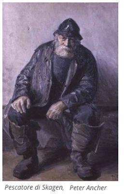 Pescatore di Skagen Peter Ancher: Chiamata dei discepoli di Gesù: Vangelo 11 Gennaio 2016