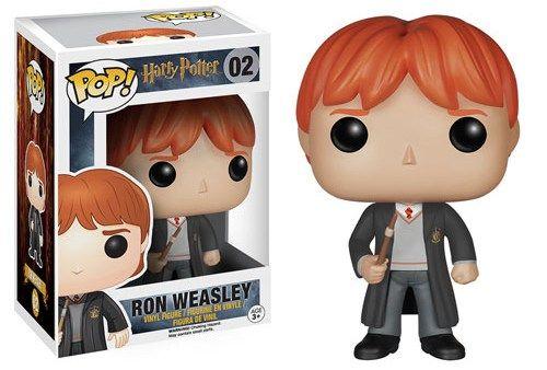 02 Ron Weasley Funko Pop