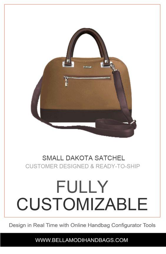 Custom designed purses and handbags
