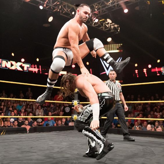 WWE NXT photos: Aug. 31, 2016