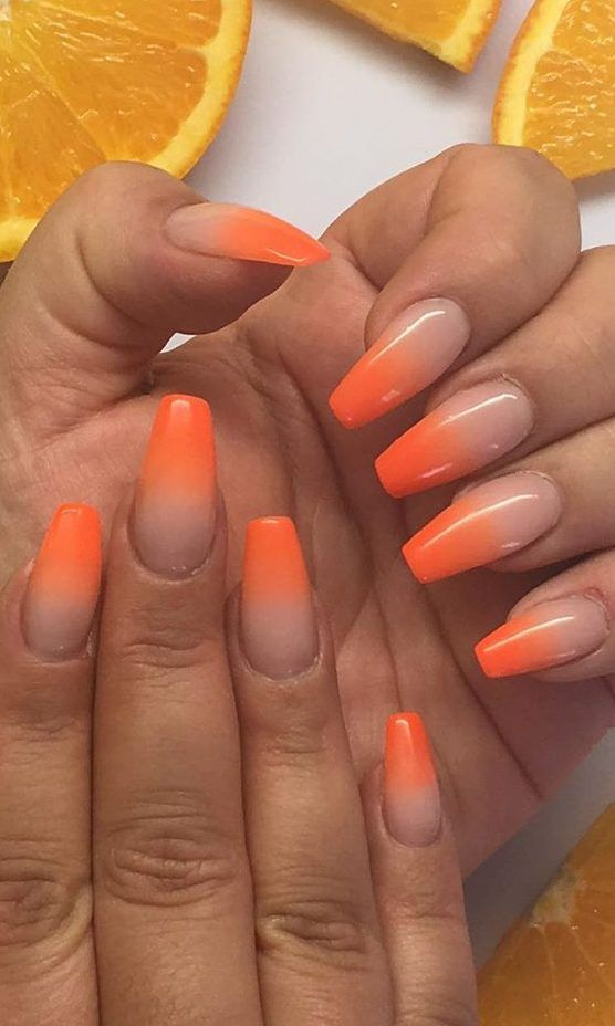 50 Fabulous And Summer Ombre Nail Design Ideas For 2019 Part 37 Ombre Nail Designs Ombre Nails Nail Designs