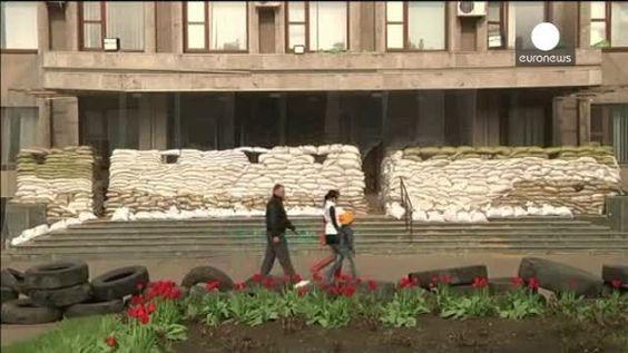 La tregua de Pascua pende de un hilo en el Este de Ucrania