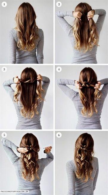 Einfache Schnelle Frisuren I Lange Mittellange Haare Youtube 15 Einfache Und Schnelle Frisuren 10 Frisuren In 8 Minuten Schnell Long Hair Styles Short Hair Styles Hair
