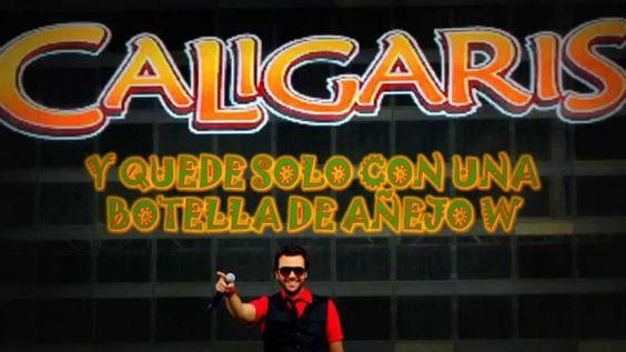 AÑEJO W- Los Caligaris