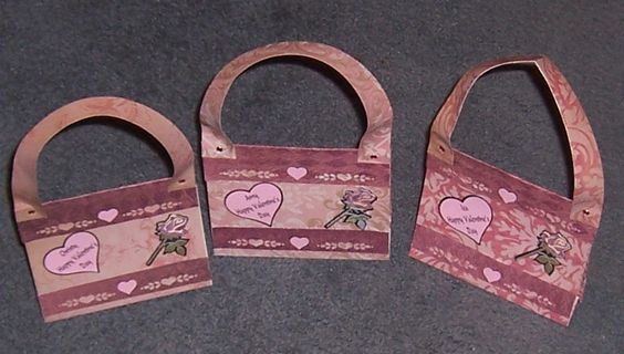 Made these purse cards in 2009.
