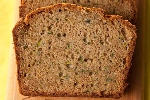 Zucchini Bread.  Making this today.  I have a drawer full of zucchinis in the fridge and I am out of ideas on how to cook them!
