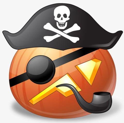 Halloween Png Halloween Halloween Clipart Halloween Clipart Hat Pirate