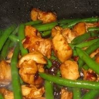 TO DO.    Chinese Chicken With Green Beans Recipe chinese-food-recipes