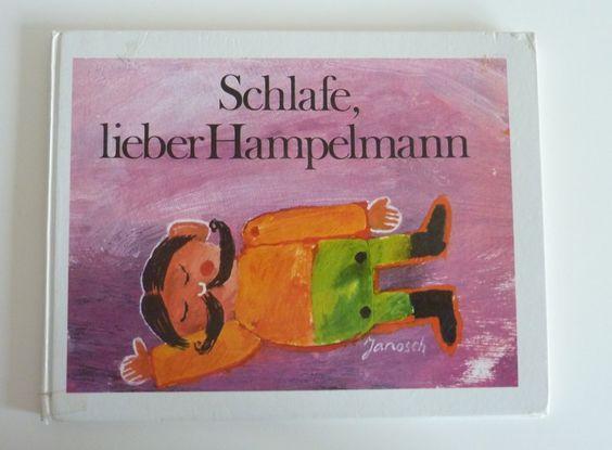 Janosch: Schlafe lieber Hampelmann von HelloPolly auf DaWanda.com