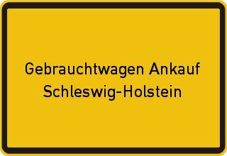 Gebrauchtwagen Ankauf Schleswig Holstein