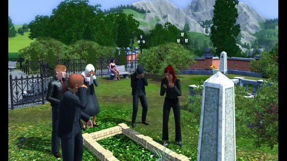 The Sims 3 Game Screenshot