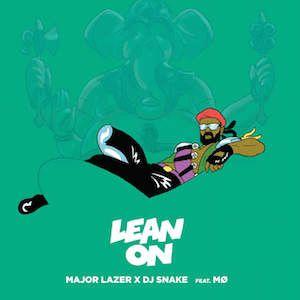 Major Lazer, DJ Snake, MØ – Lean On acapella