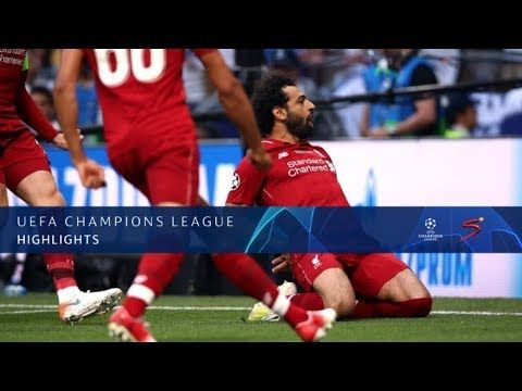 Uefa Champions League Tottenham Hotspur Vs Liverpool Highlights Youtube With Images Uefa Champions League Champions League Champions League Live