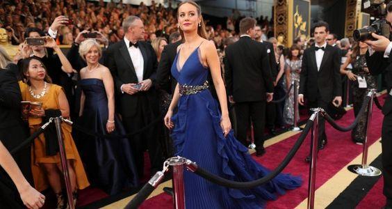 As 10 estrelas mais bem-vestidas do Oscar 2016 // Notícias // FFW