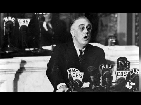 Mini BIO - Franklin D. Roosevelt