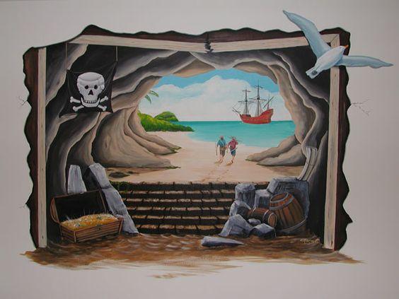 Piratengrot