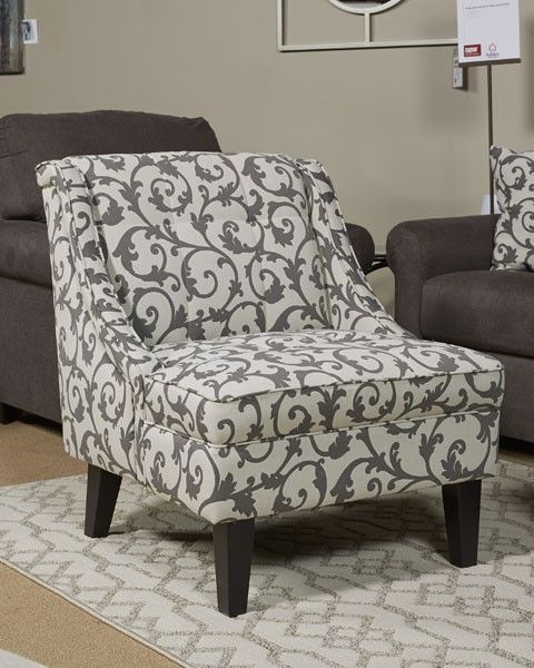 Kexlor Alloy Accent Chair Accent Chairs Leather Couches