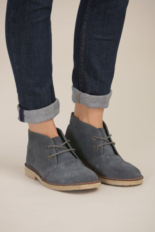 Luxury 20 Women Outfits With Comfy Desert Boots U2013 OBSiGeN