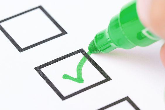 Print The Regimen Checklist: Follow these seven steps to succeed on The Regimen.