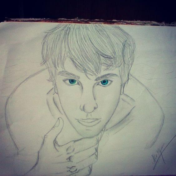 Adoro desenhar ;) Boy  draw