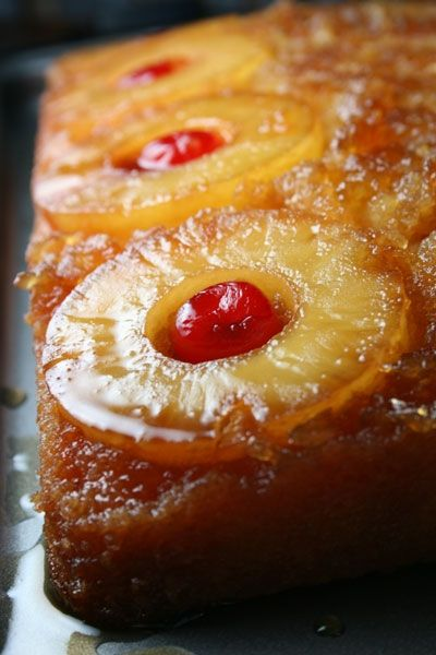 Pineapple Upside Down Cake Recipe Amazing Cake for holiday  #popcake  #confectionery