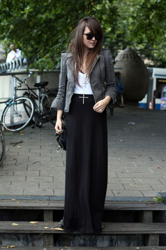 ::M:: Maxi skirts are everything in spring time!