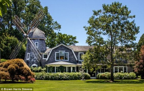 Pricey new digs: Robert Downey Jr. has reportedly bought the historic Edward DeRose Windmill Cottage in East Hampton, New York, for $11.9 million