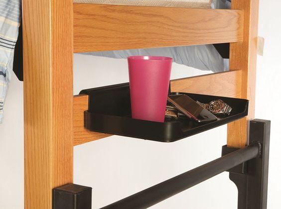 Solid Wood Lamp Shelf Just Image