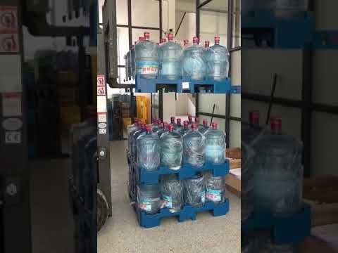 Plastic Pallets For 5 Gallons 19 Liters Bottled Water Storage Made In Water Bottle Storage Water Storage Water Bottle