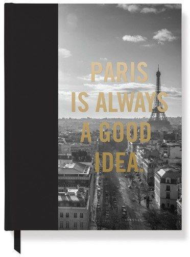 Fringe Studio 'Paris is Always a Good Idea' Journal - planner