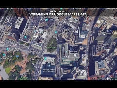 16 Globe Google Maps In Unreal Engine 4 Youtube Unreal Engine Engineering Google Maps