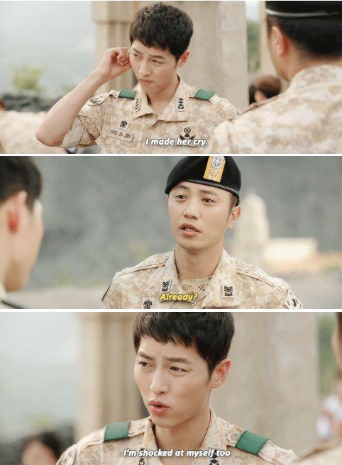 Descendants of the Sun #korean #drama Source: lionbaek