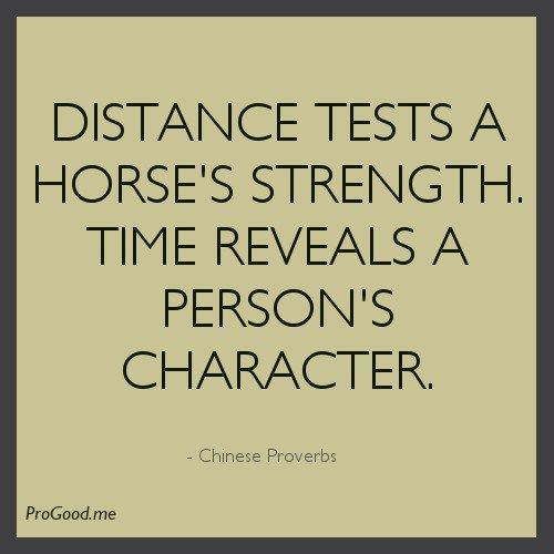 Chinese proverbs, Proverbs and Distance on Pinterest