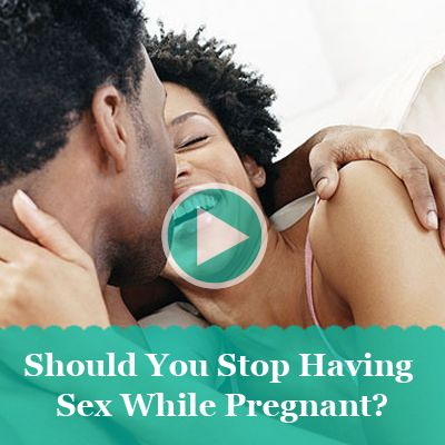 is it good to have sex while pregnant