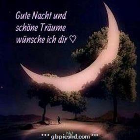 Nacht wünschen gute Gute Nacht