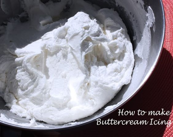 Buttercream Icing For Cake Decorating Without Shortening : Buttercream icing, Pastry chef and Best buttercream icing ...