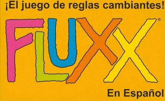Fluxx En Espanol Spanish Fluxx Discover More By Visiting The Picture Link This Is An Affiliate Link Board Games Spanish Games Language Games For Kids