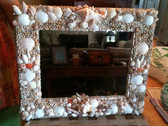 Shell Wonderland by ArtiseaShellArt on Etsy, $1000.00