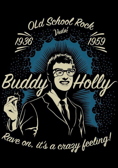 Buddy Holly Vudu!