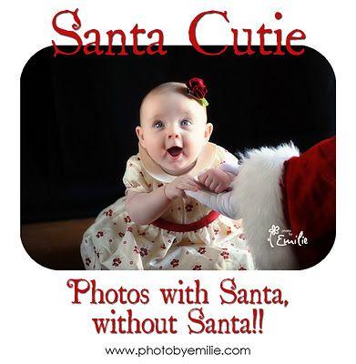 santa photos without santa how to