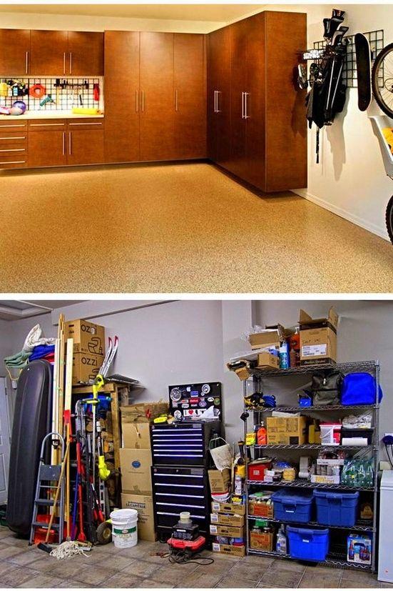 Garage Storage Ideas On Pinterest And Great Ideas For Garage Storage Tip 14844067 Garage Storage Storage Overhead Storage