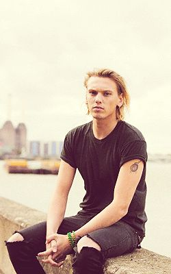 Jamie Campbell Bower as Jace Wayland | HE IS SO JACE IT'S JUST PERFECTION