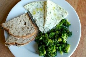 What's Cookin? Sunday Brunch 7/1: Ricotta Frittata